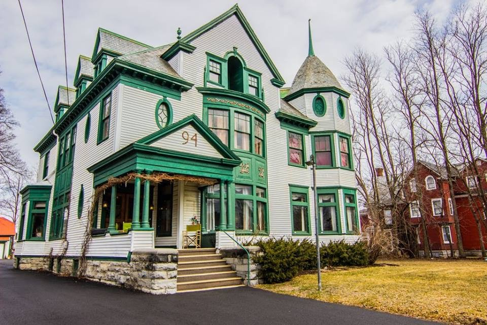 1895 Victorian For Sale In Plattsburgh New York Captivating Houses