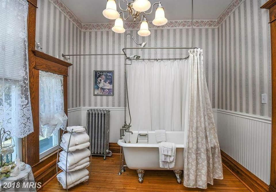 1904 Majestic Victorian For Sale In Terra Alta West Virginia