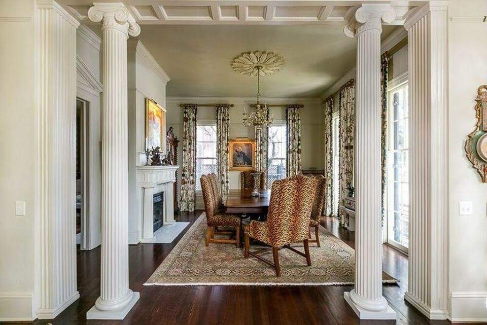 1868 Greek Revival For Sale In Galveston Texas