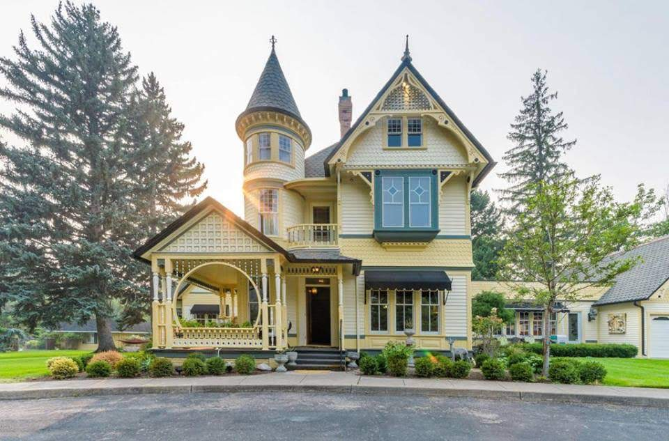 1898 Victorian For Sale In Missoula Montana Captivating Houses