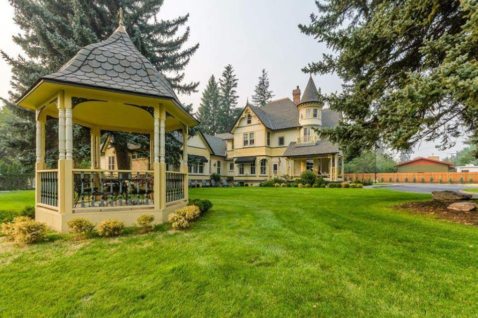 1898 Victorian For Sale In Missoula Montana