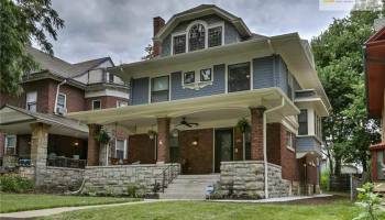 1910 Historic House For Sale In Kansas City Missouri Captivating