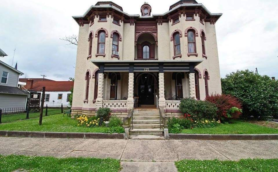 1865 The Mitchell House For Sale In Circleville Ohio
