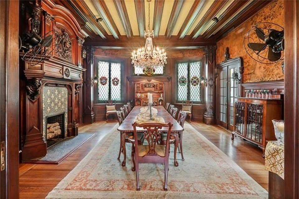 1912 Mansion For Sale In New Orleans Louisiana