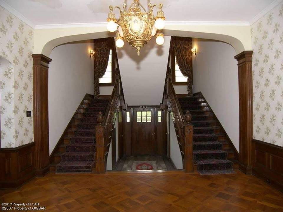 1920 Abandoned Mansion For Sale In Harding Pennsylvania