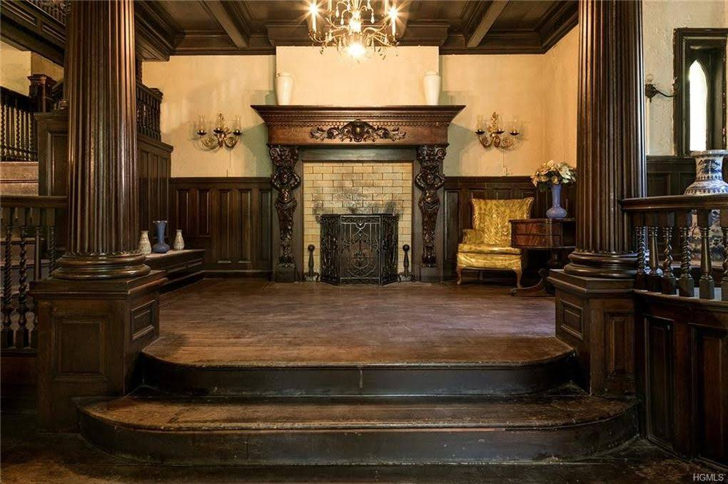 1856 Second Empire Mansion For Sale In Newburgh New York