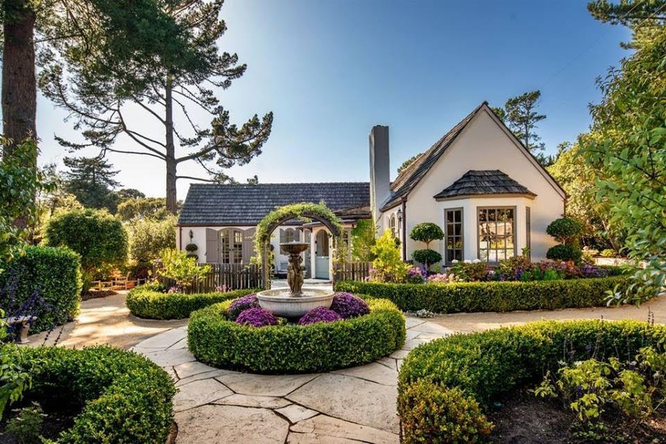 1945 Cottage For Sale In Carmel California — Captivating Houses