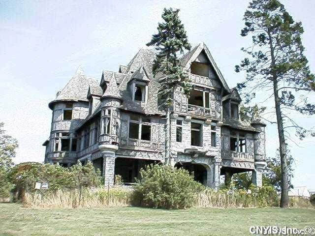1895 Carleton Island Villa For Sale In Cape Vincent New York