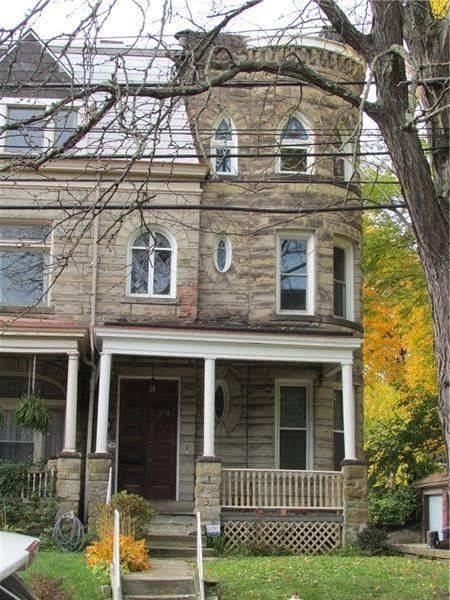 1885 Stone House For Sale In Highland Park Pennsylvania