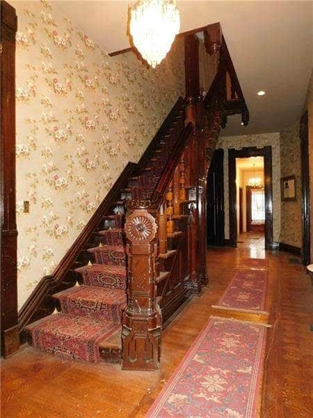 1881 Second Empire For Sale In Greenville Pennsylvania