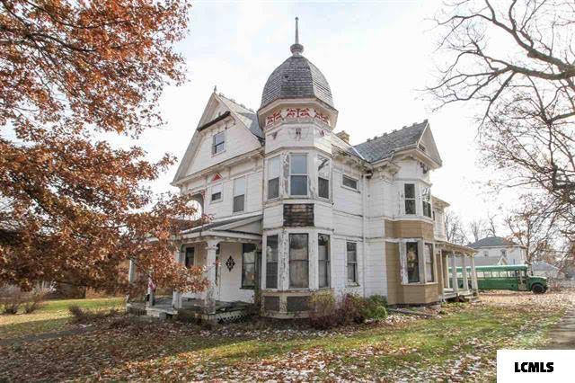 1890 Fixer Upper In Mount Pulaski Illinois