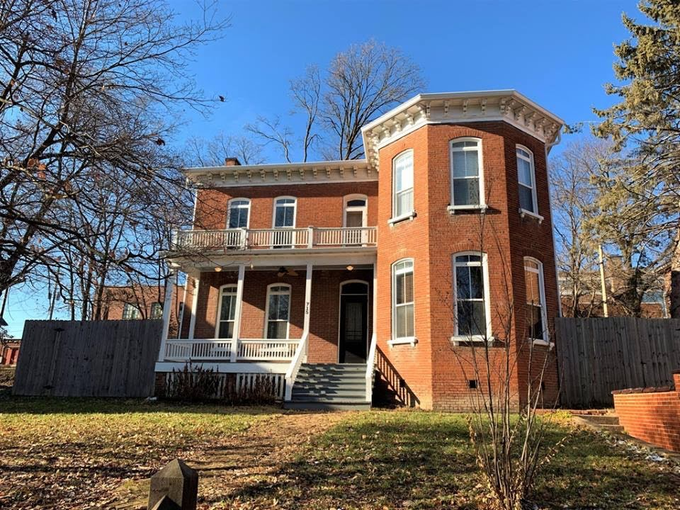1876 Italianate In Boonville Missouri