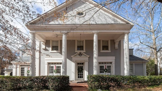 Old Houses For Sale in Mississippi Archives — Captivating Houses