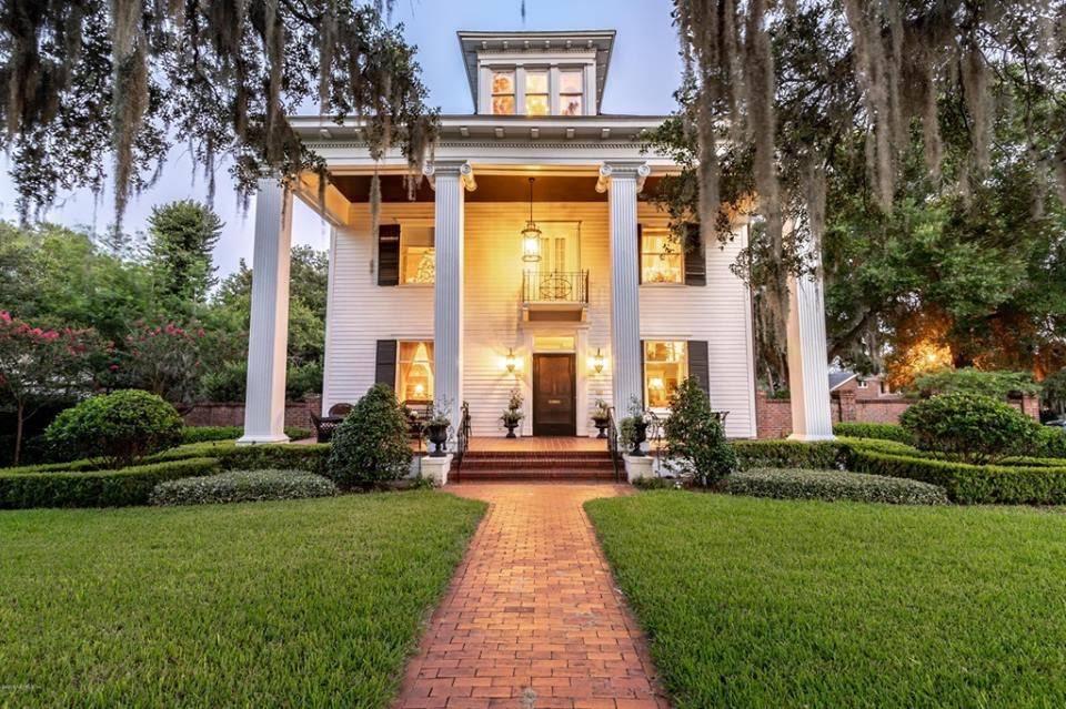 1904 Mansion In Jacksonville Florida