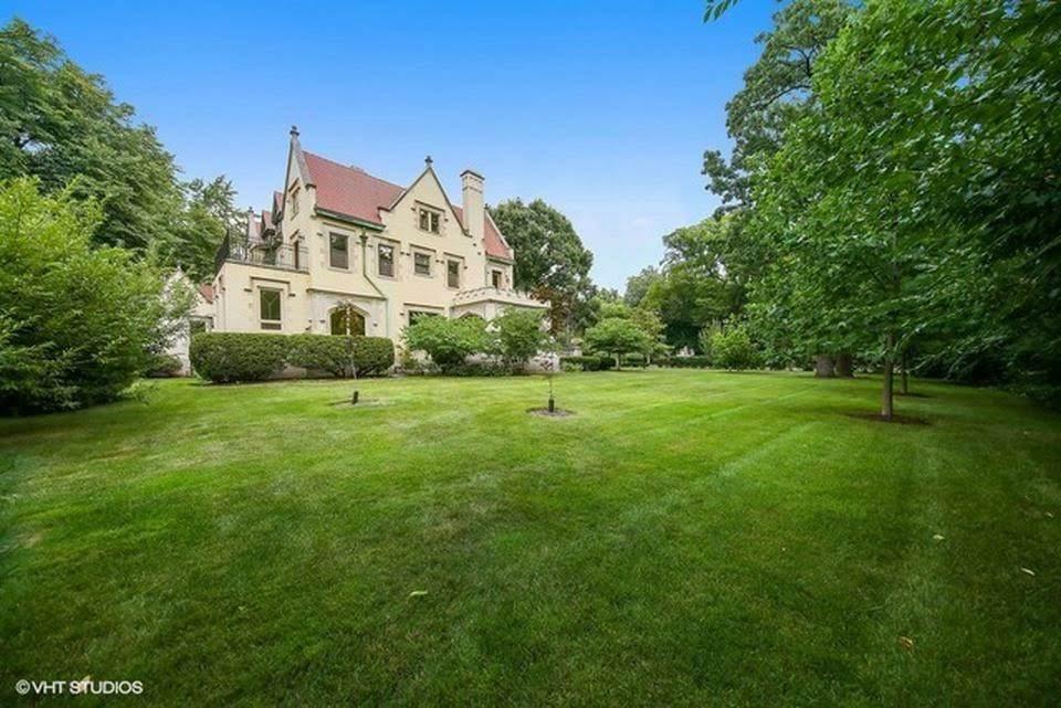 1905 Tudor Revival Mansion For Sale In Oak Park Illinois ...