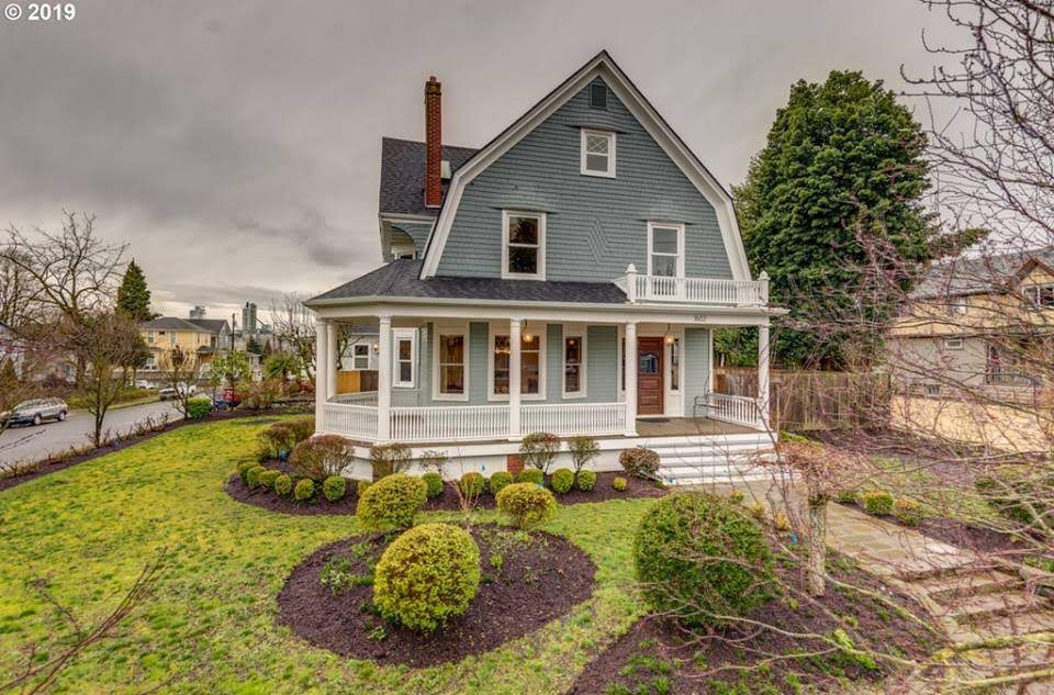 1901 Dutch Colonial For Sale In Vancouver Washington Captivating