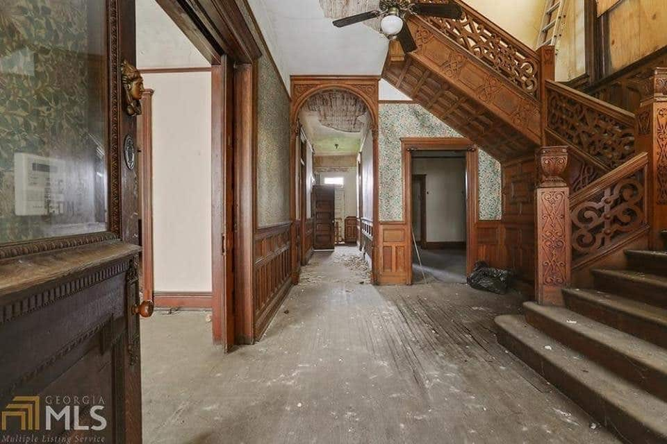 1900 Fixer Upper For Sale In Atlanta Georgia