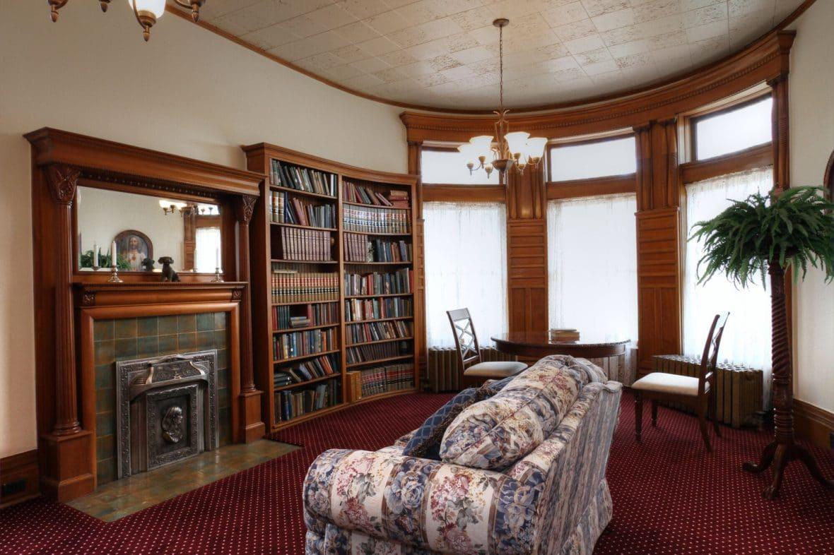 1889 Orman Adams Mansion For Sale In Pueblo Colorado