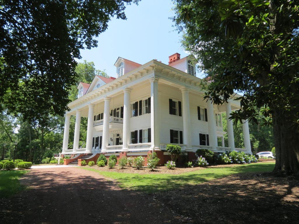 "1836 Twelve Oaks of ""Gone With The Wind"" For Sale In Covington Georgia"