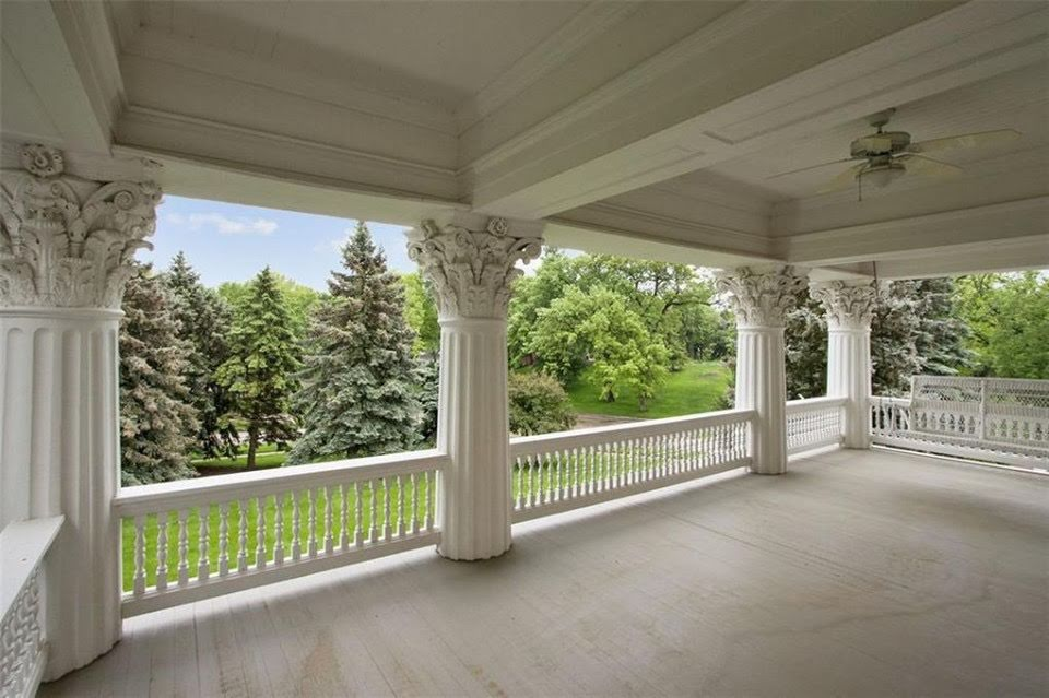 1903 Armstrong Mansion For Sale In Cedar Rapids Iowa