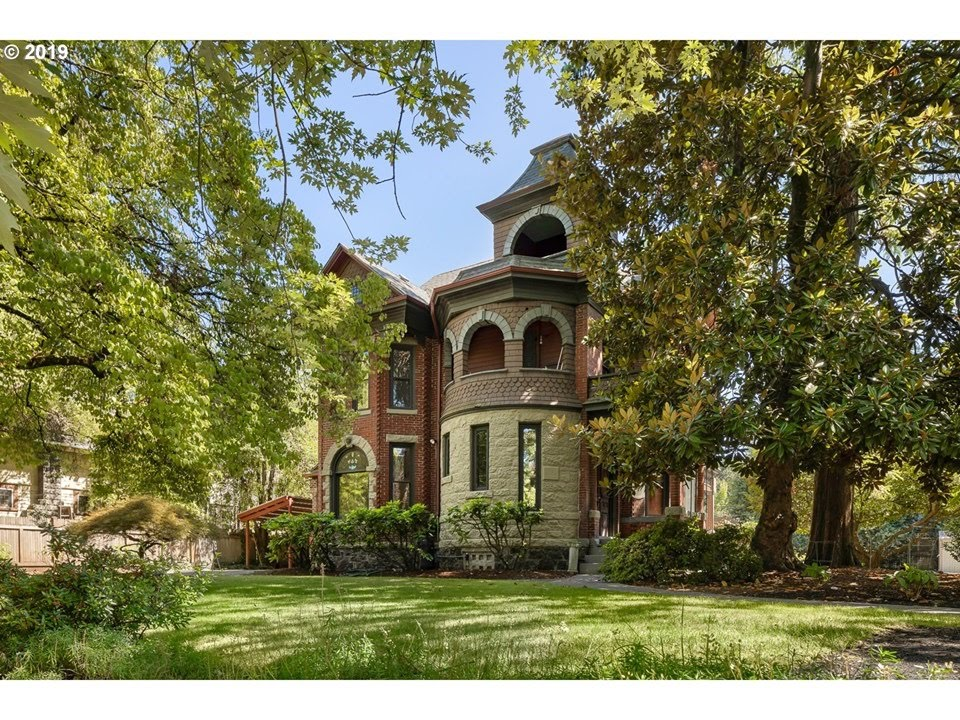 1892 Mansion For Sale In Portland Oregon