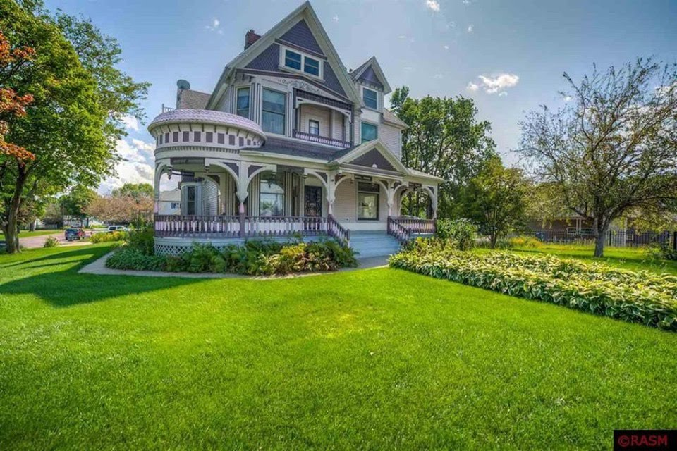 1896 Queen Anne For Sale In Saint James Minnesota