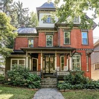 1896 Victorian For Sale In Mechanicsburg Pennsylvania