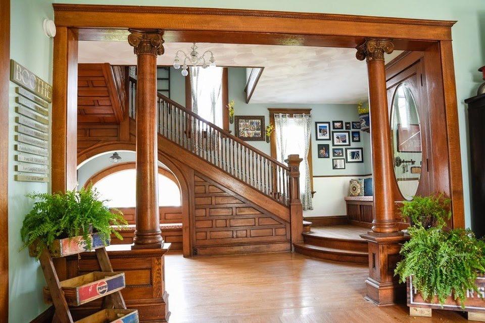 1903 Victorian For Sale In Newman Illinois