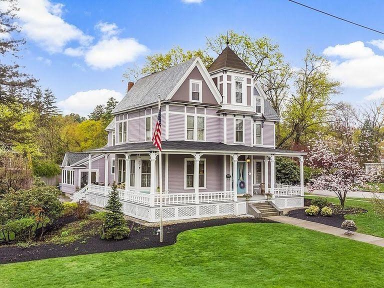 1873 Victorian For Sale In Nashua New Hampshire