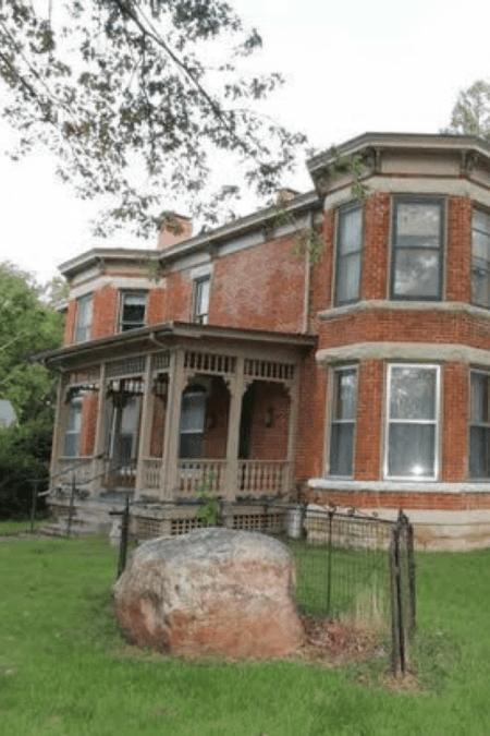 1890 Italianate For Sale In Auburn Nebraska