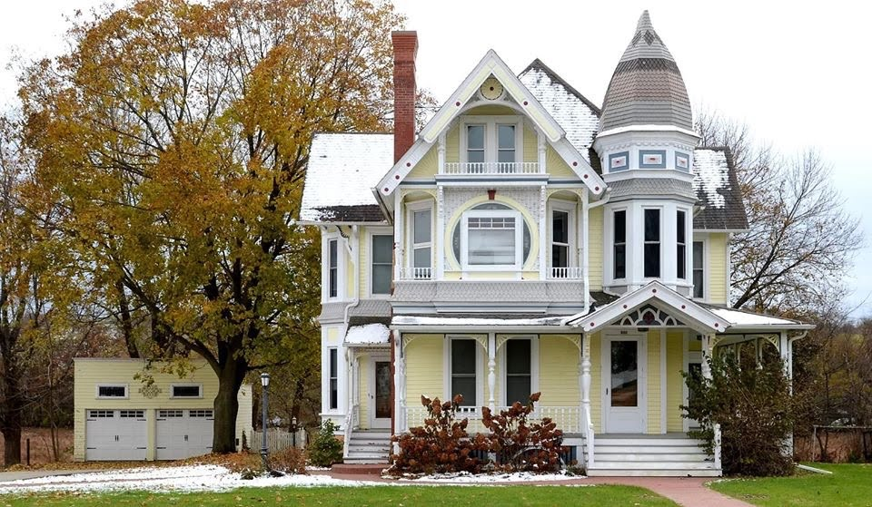1900 Victorian For Sale In Hillsboro Wisconsin
