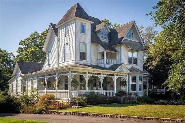 1892 Victorian For Sale In Morganton North Carolina