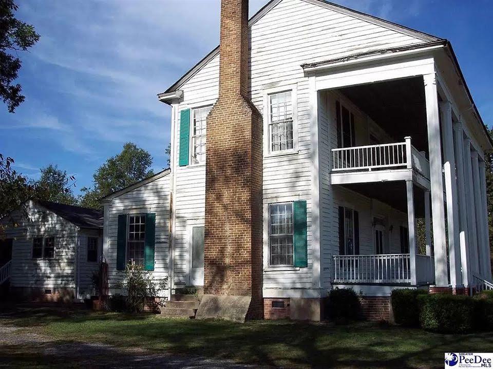 1790 Fixer Upper For Sale In Dillon South Carolina