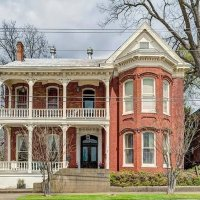 1840 Italianate For Sale In Vicksburg Mississippi