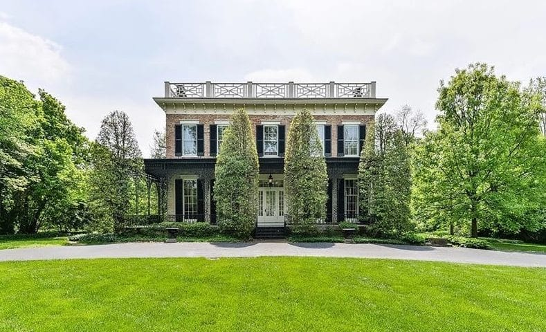 1854 Italianate For Sale In Louisville Kentucky
