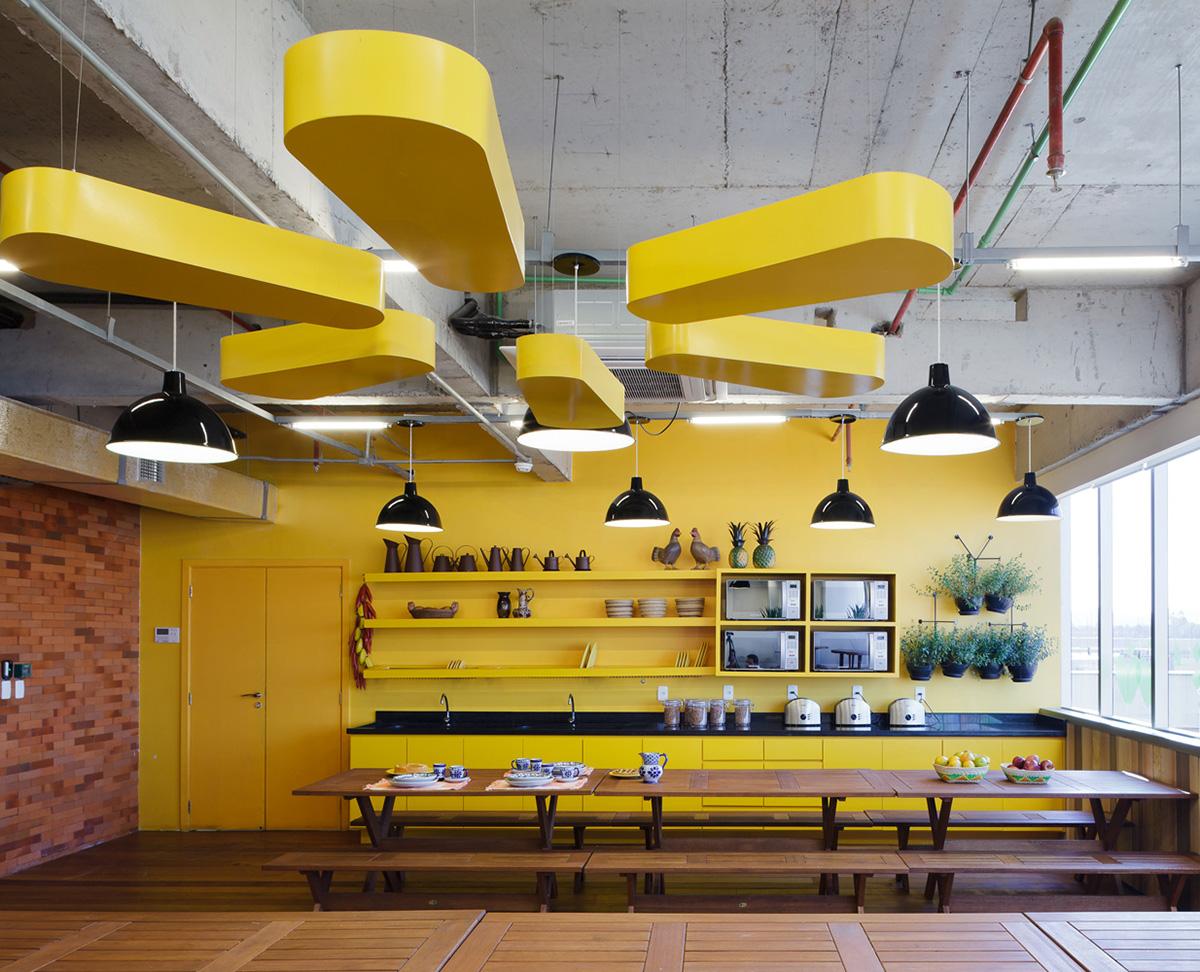 big lots kitchen chairs tiffany blue accessories walmart.com headquarters in sao paulo by estudio guto ...