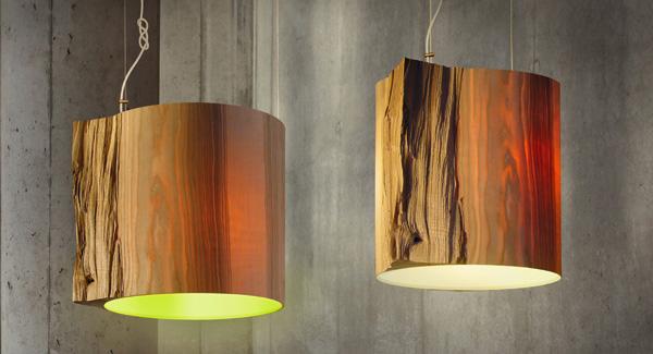Translucent Ash Wood Lamp  Captivatist