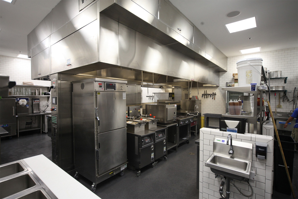SelfCleaning Restaurant Hood System  CaptiveAire