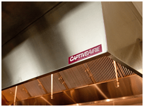 kitchen exhaust fan narrow cabinet commercial ventilation systems - captiveaire®
