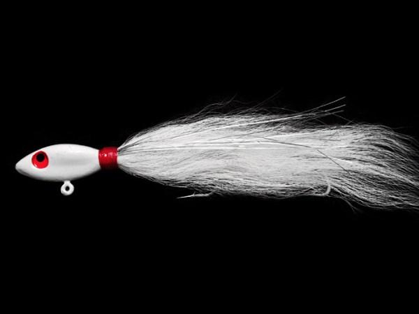 Captain Mack's Chipmunk Jig with Stinger Hook