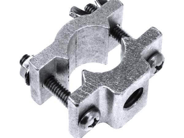 Driftmaster Round Rail Clamp Base 205-B