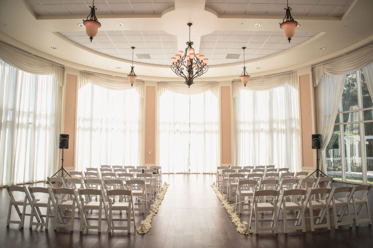 Orlando Wedding Photography  Lake Mary Events Center