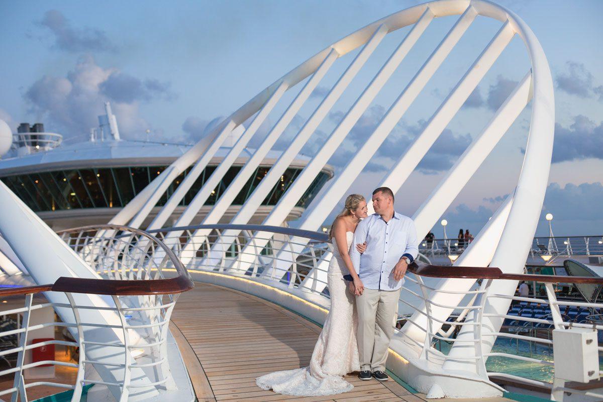 Destination Wedding Photography  Graycliff Hotel  Royal Caribbean Cruise Bahamas