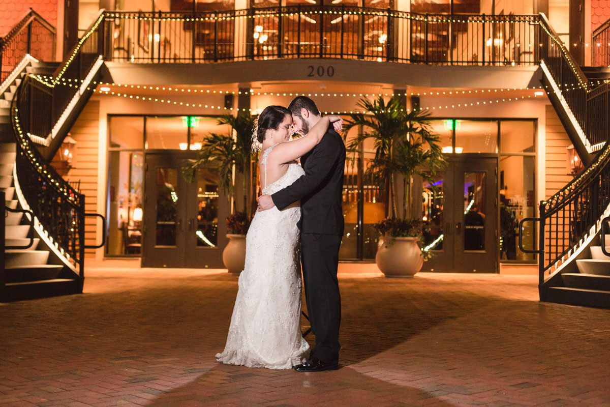 Orlando Wedding Photography  Tavares Pavilion on the Lake