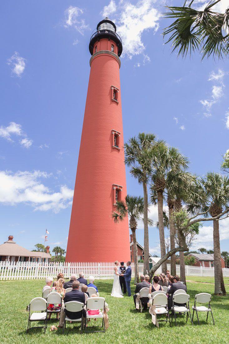 Orlando Wedding Photography  Lighthouse  Smyrna Yacht Club