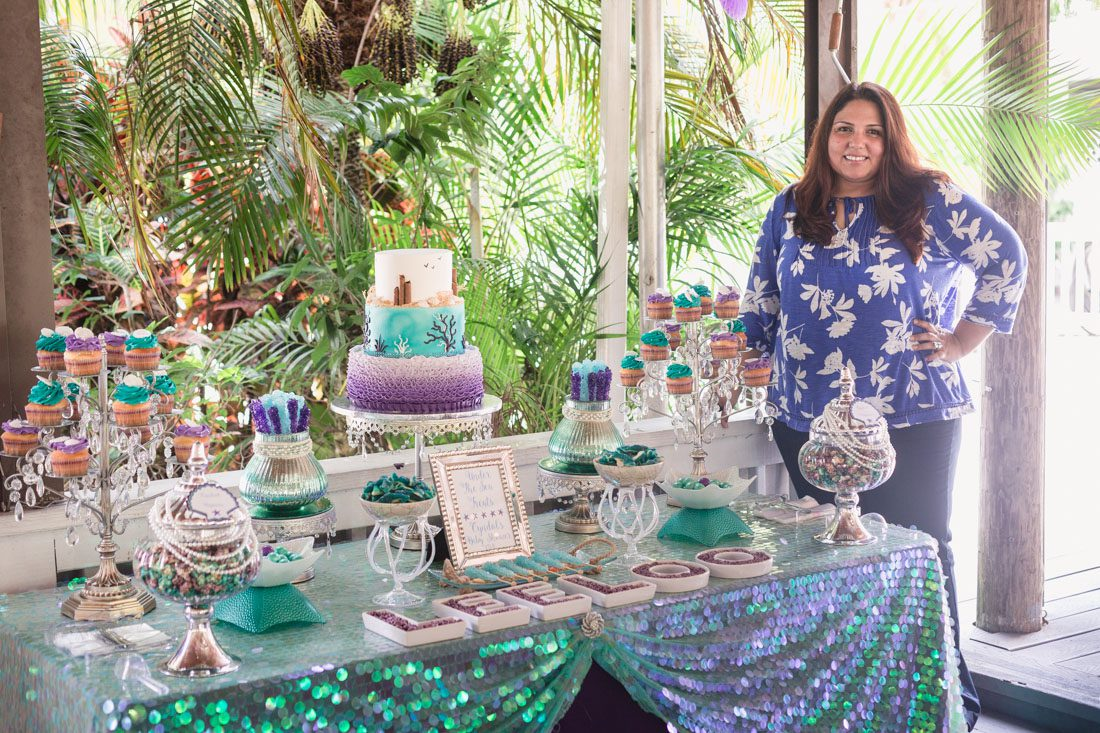 Baby Shower Photographer Paradise Cove Orlando