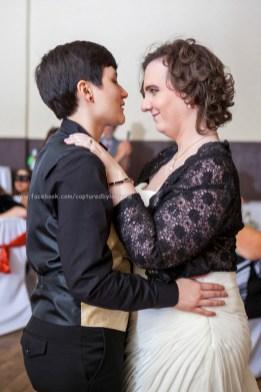 Wedding Bride LGBT Gay First Dance