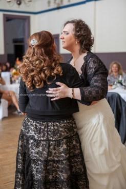 Mother Daughter Dance Wedding Bride