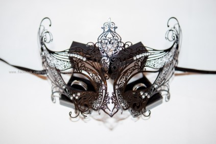 Mask Wedding Rings