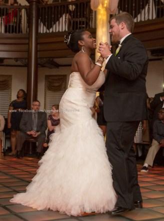 Wedding Bride Groom Dance Hotel Baker